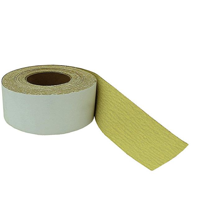 Aleko 15SP01-80G-UNB 2.75 in. x 75 ft. 80 Grit Sandpaper Roll - image 1 de 1