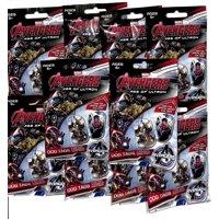 2015 Marvel Avengers Age of Ultron 10 Sealed Dog Tag Packs