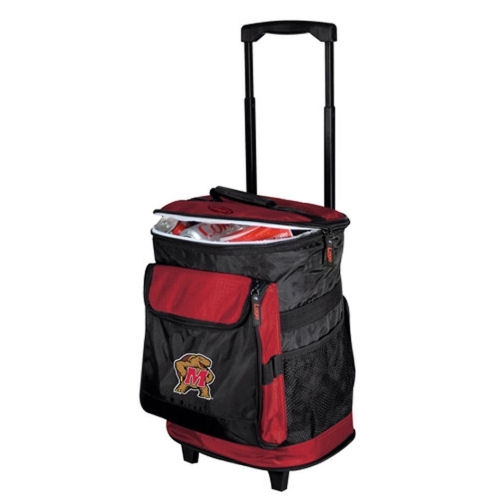 MARYLAND TERRAPINS OFFICIAL ROLLING COOLER BACKPACK - Walmart.com