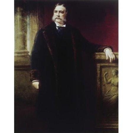 Posterazzi SAL900105523 Chester A. Arthur President 1881-1885 Daniel Huntington 1816-1906 American Poster Print - 18 x 24 in. - image 1 de 1