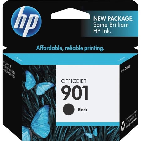 - HP 901, (CC653AN) Black Original Ink Cartridge