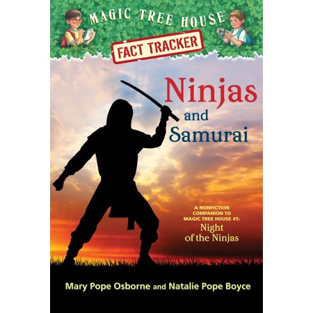 Is There A Ninja Emoji (Ninjas and Samurai : A Nonfiction Companion to Magic Tree House #5: Night of the)