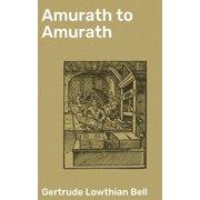 Amurath to Amurath - eBook