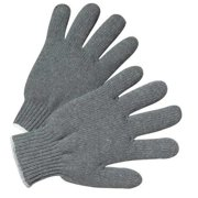 West Chester Glove Size Women's Cotton/PolyesterKnit Gloves,712SLG