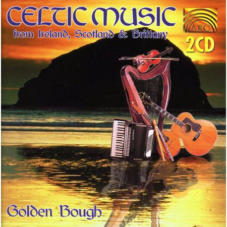 Celtic Music from Ireland Scotland & Brittany (CD) ()