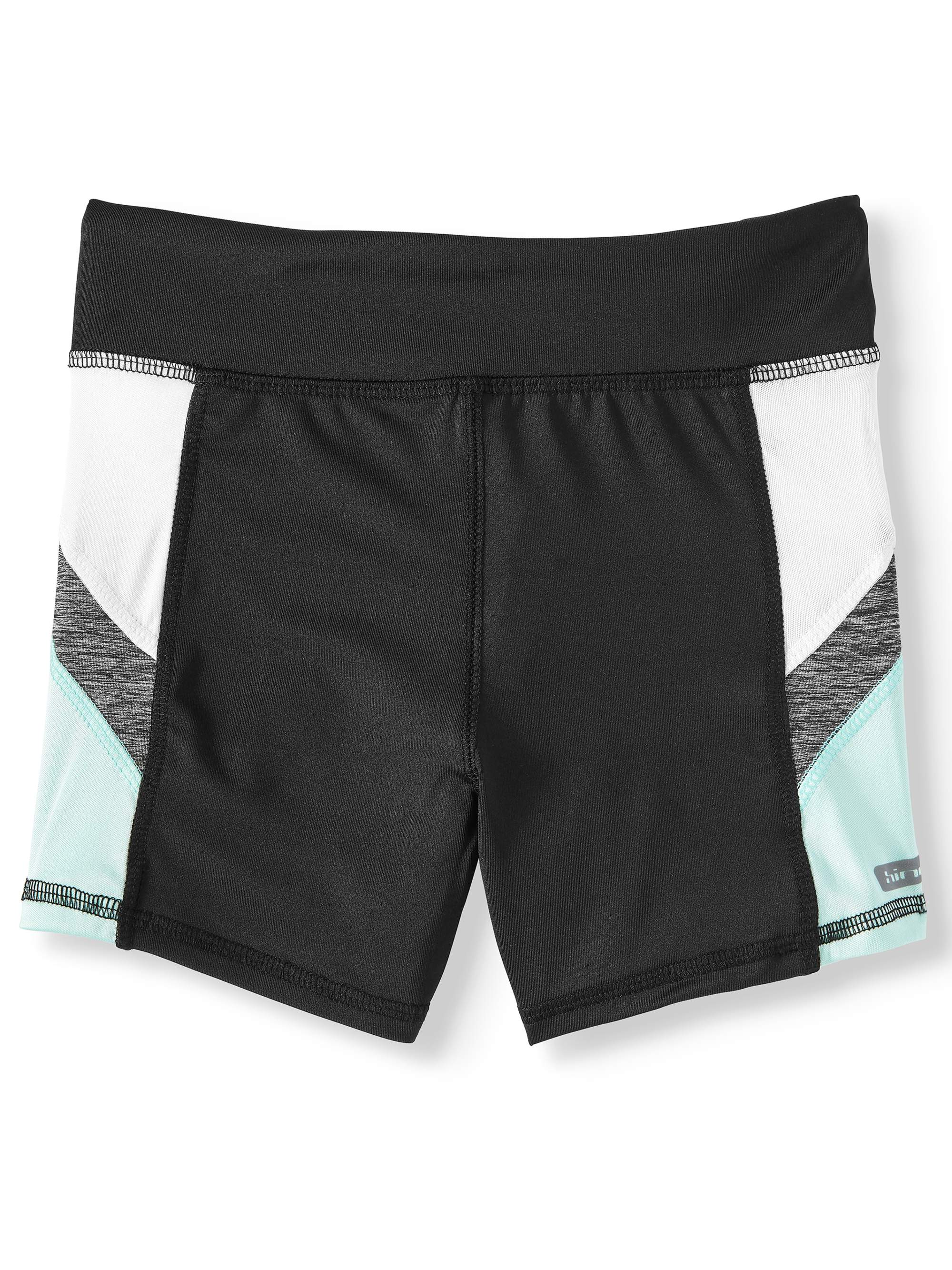 Colorblock Active Bike Short (Little Girls & Big Girls)