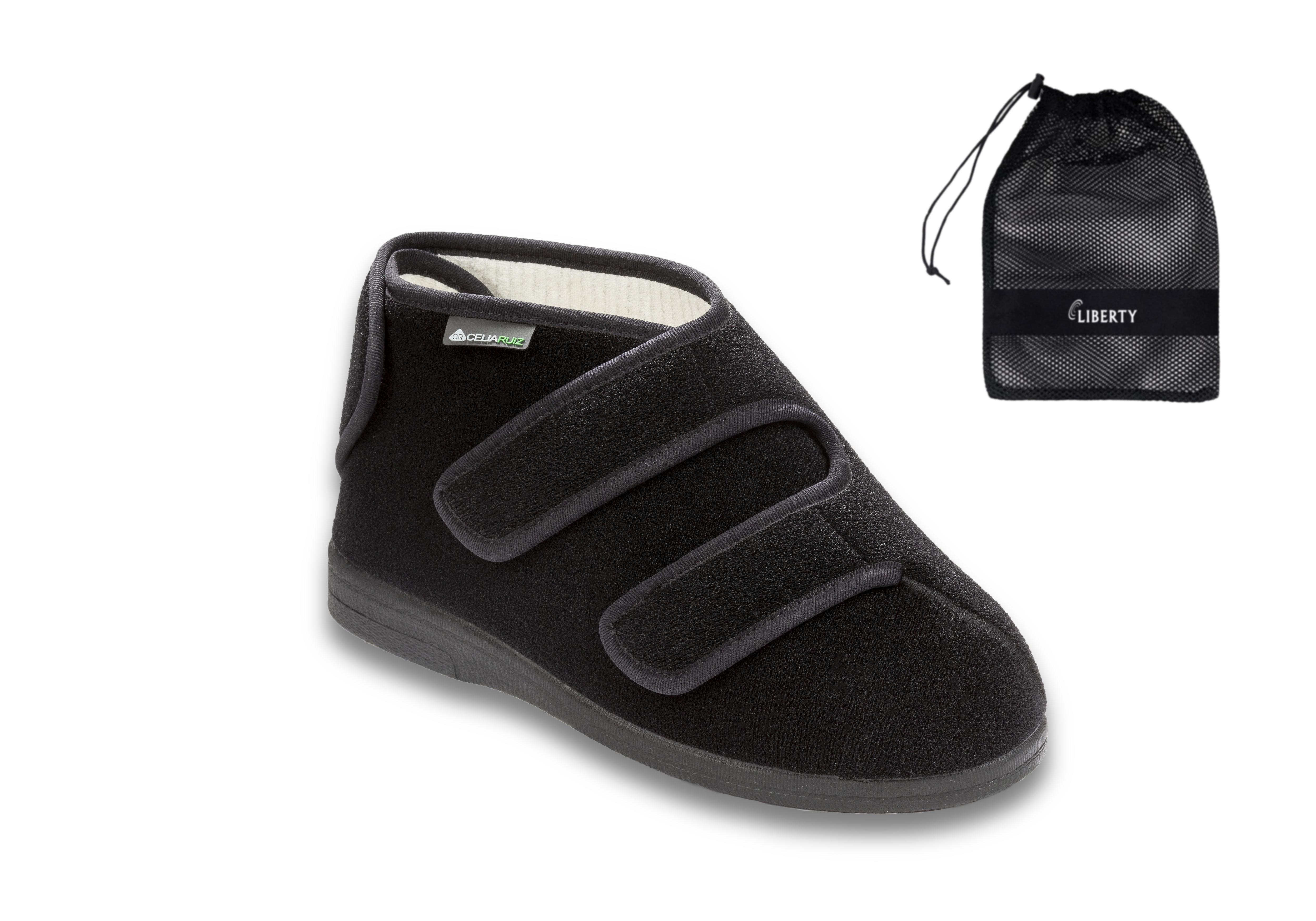 Celia Ruiz CH31 Therapeutic Diabetic Footwear - Diabetic Shoes for Men & Women - High Breathable Diabetic Footwear w/ Velcro Straps & Non-Slip Sole - ...