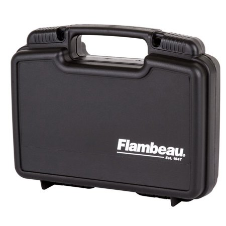 Flambeau 1011 Safe Shot Pistol Case 9.75