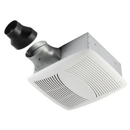 Nutone EZ80N EZFit 80 CFM Bath Ventilation Fan, -