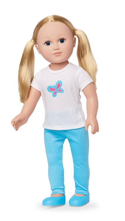 "My Life As 18"" Doll by Hong Kong City Toys"