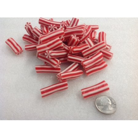 - Licorice Candy Canes Red White Christmas Candy sweet fruit flavor 2 pounds