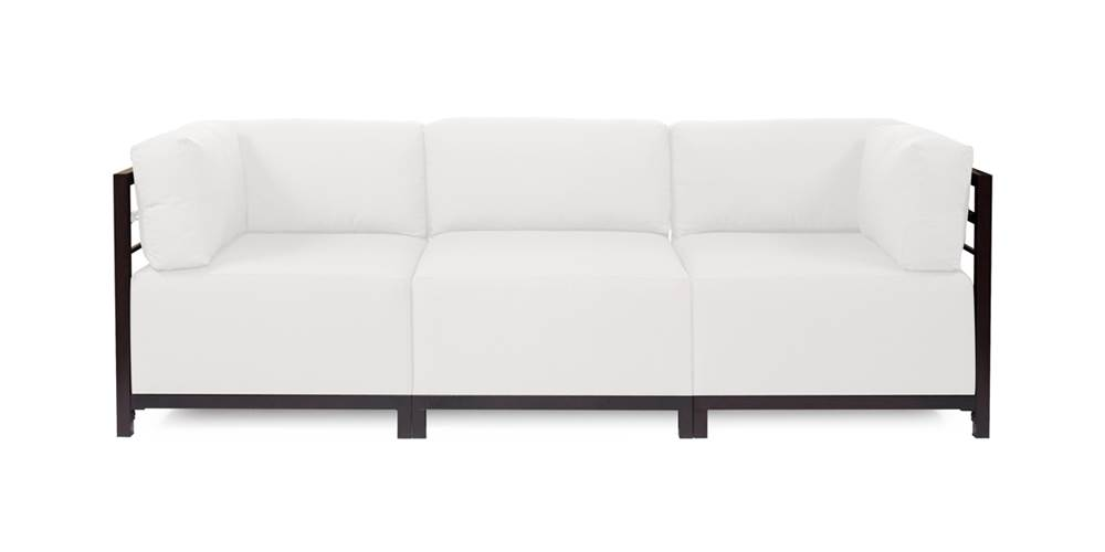 3-Pc Sectional in Natural by Howard Elliott Collection