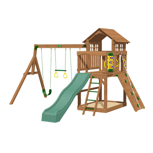 Creative Playthings Eagle Point Swing Set