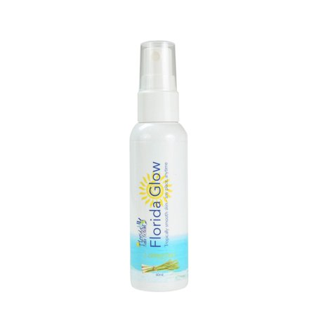 Florida Salt Scrubs Florida Glow Spray Lotion Lemongrass 60ml