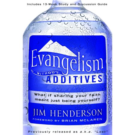 Evangelism Without Additives : What if sharing your faith meant just being yourself?](Ministry Halloween Mp3)