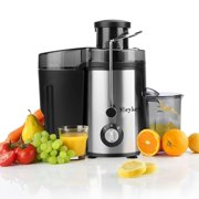 Best Choice Products 700-Watt 2-Speed ETL-Certified Fruit Vegetable Power Juicer - Silver