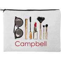 Essentials Personalized Makeup Bag
