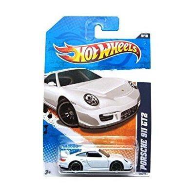mattel hot wheels white porsche 911 gt2 nightburnerz 2011 9 of 10 119 of 244
