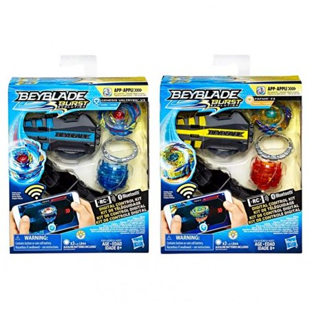 Hasbro HSBE3010 Remote Control Beyblade Top Assistant Toys - Pack of