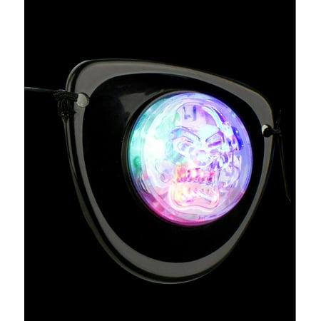 LED Pirate Eye Patch