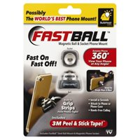 As Seen On TV Fastball Magnetic Car Cell Phone Mount/Holder by BulbHead