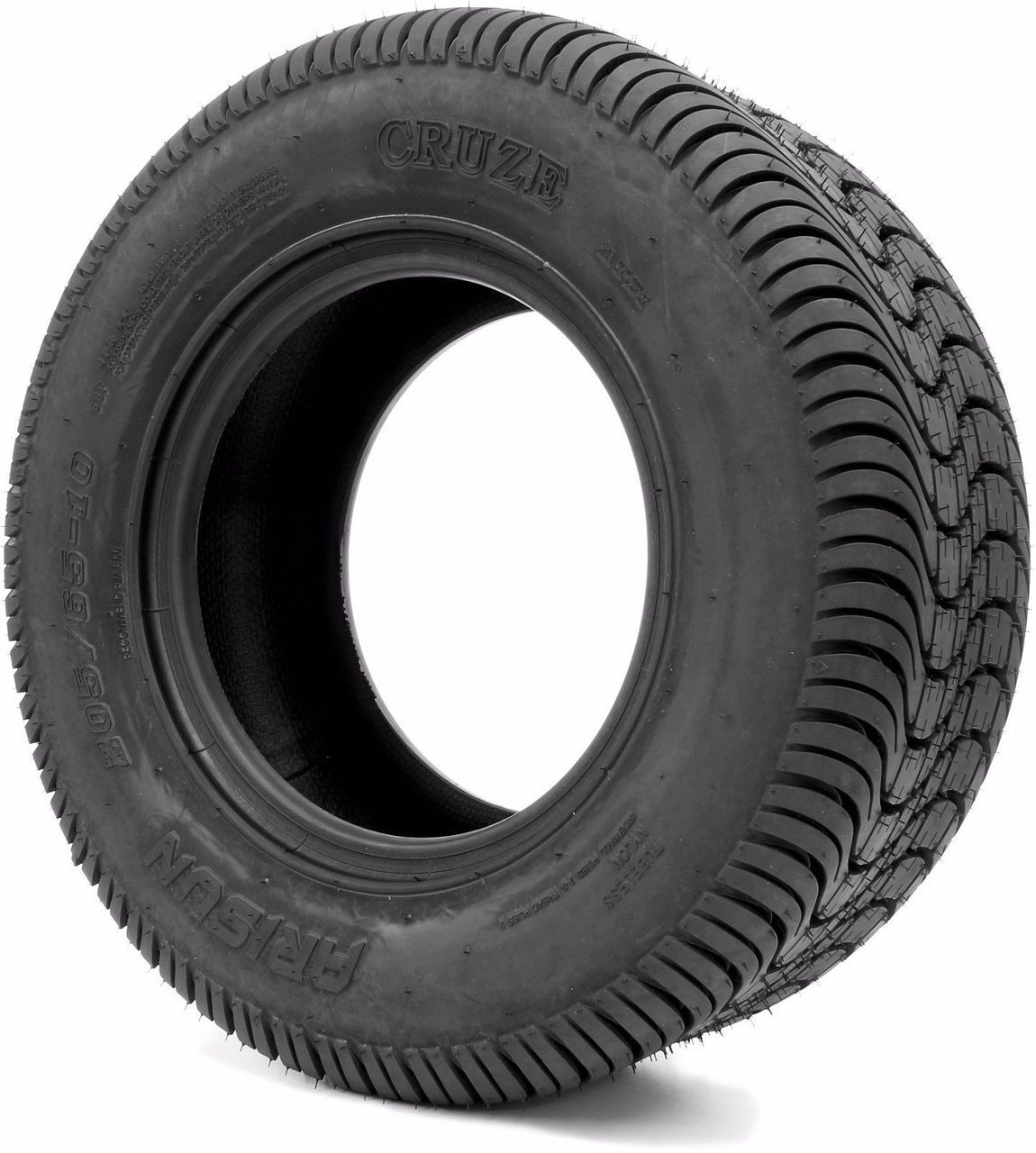 "ARISUN 205/65-10"" DOT GOLF CART TIRES - STREET TIRES"