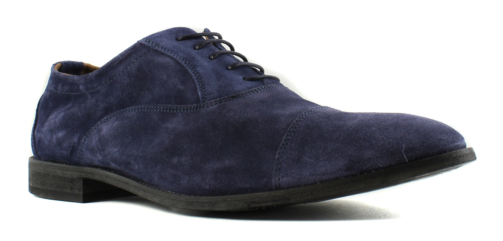 Bacco Bucci Mens Blue Oxfords Casual Shoes Size 11 New by Bacco Bucci