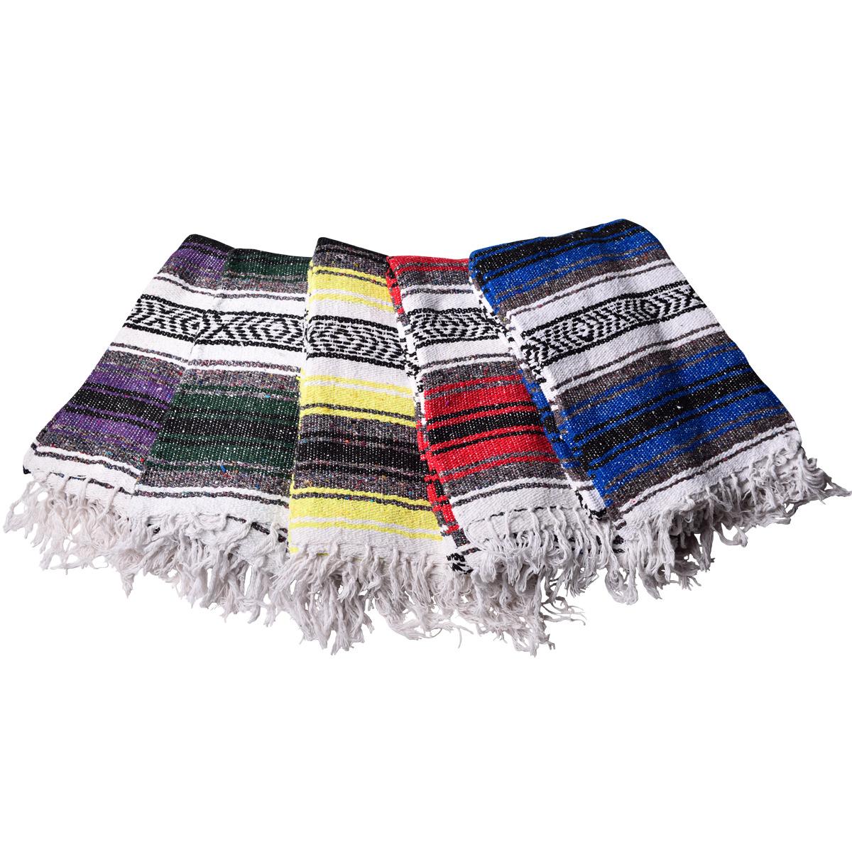 Hugger Mugger Mexican Blanket