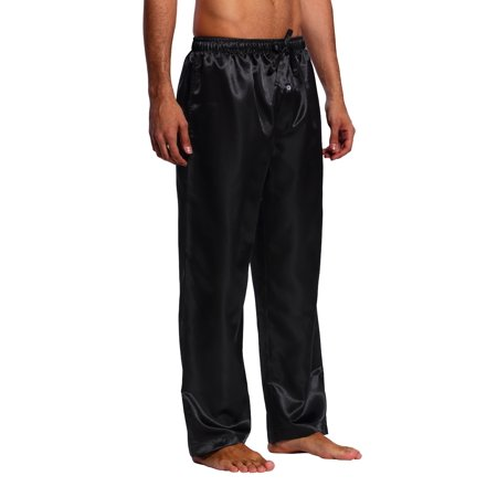 - CYZ Men's Satin Pajama Pants