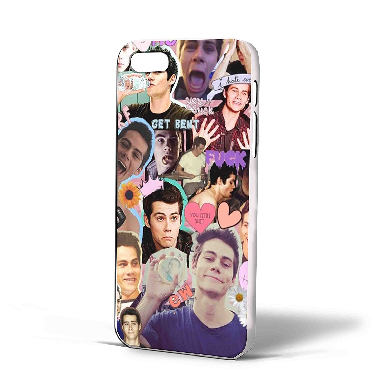 Ganma Customiz Dylan O'brien Case For iPhone Case (Case For iPhone 6s White)