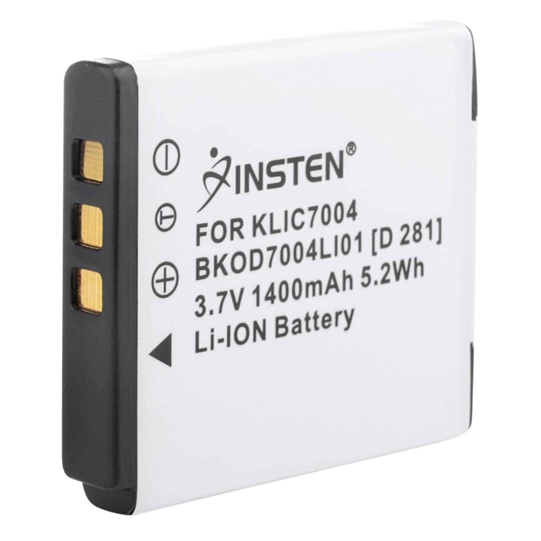 Insten 2x NP-50 Battery for Fuji FinePix F70EXR F75EXR F200EXR New