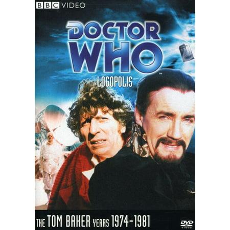 Dr Who-logopolis [dvd/episode 116] (warner Home Video)