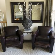 Reclining Club Chair - Set of 2