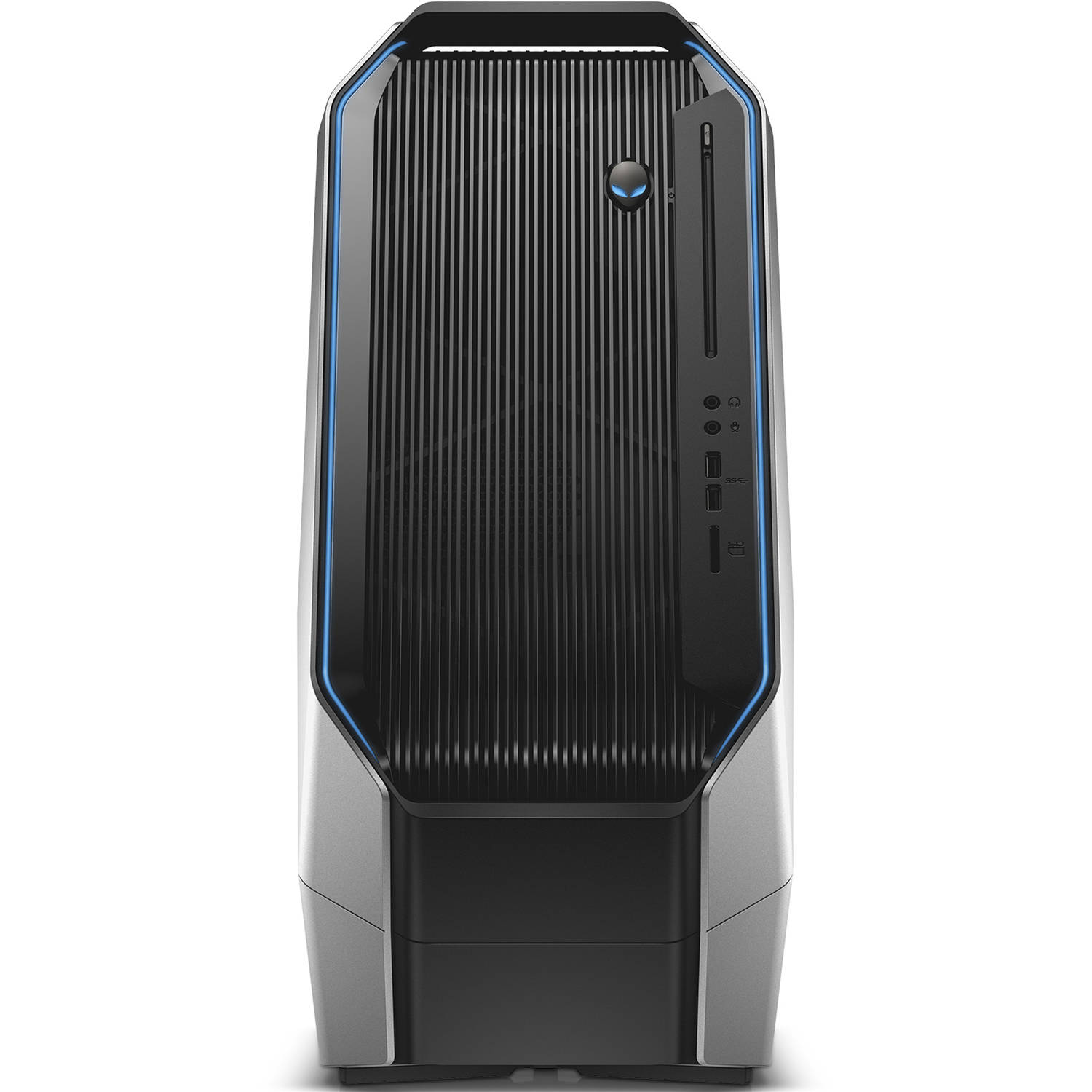 Alienware Area 51 Desktop, Intel Core i7 6800K,16GB Quad Channel DDR4 Mem,2TB 7200RPM SATA 6Gb/s ,NVIDIA GTX 1080,DVD Burner,Win10, a51R2-3237SLV