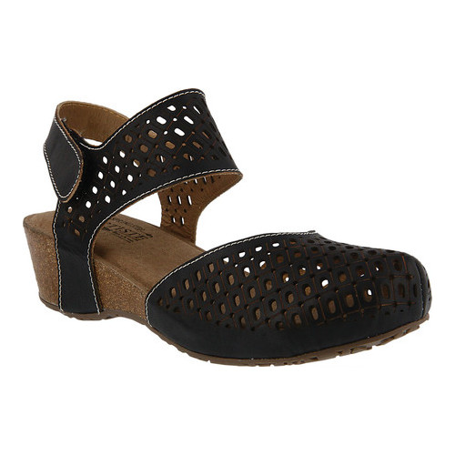 Women's L'Artiste by Spring Step Poppiri Closed Toe Cage Sandal