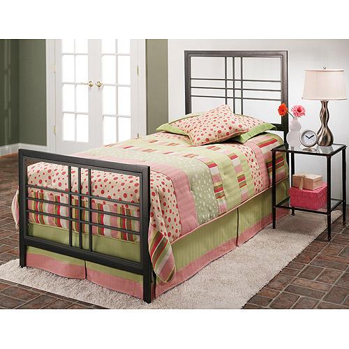 Hillsdale - Tiburon Twin Headboard & Footboard with Bed Frame