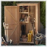 All Things Cedar GH30U 34 inch Garden Hutch