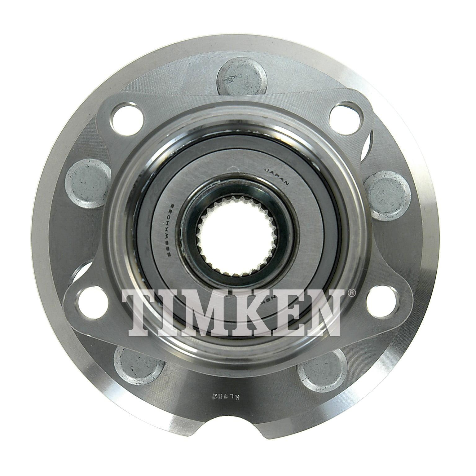 Wheel Bearing and Hub Assembly-AWD Rear Timken HA594505 fits 2001 Toyota RAV4