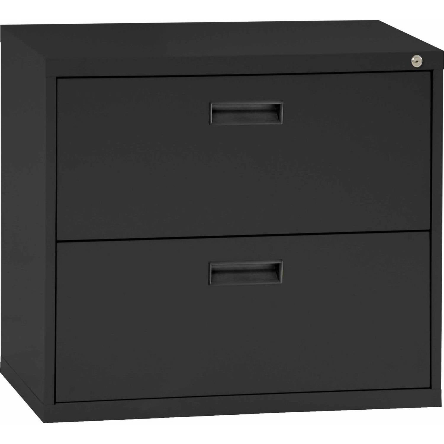Gentil Sandusky Steel Lateral File Cabinet With Plastic Handle, 2 Drawers,  E202L 09   Walmart.com