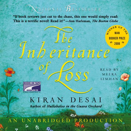 The Inheritance of Loss - Audiobook