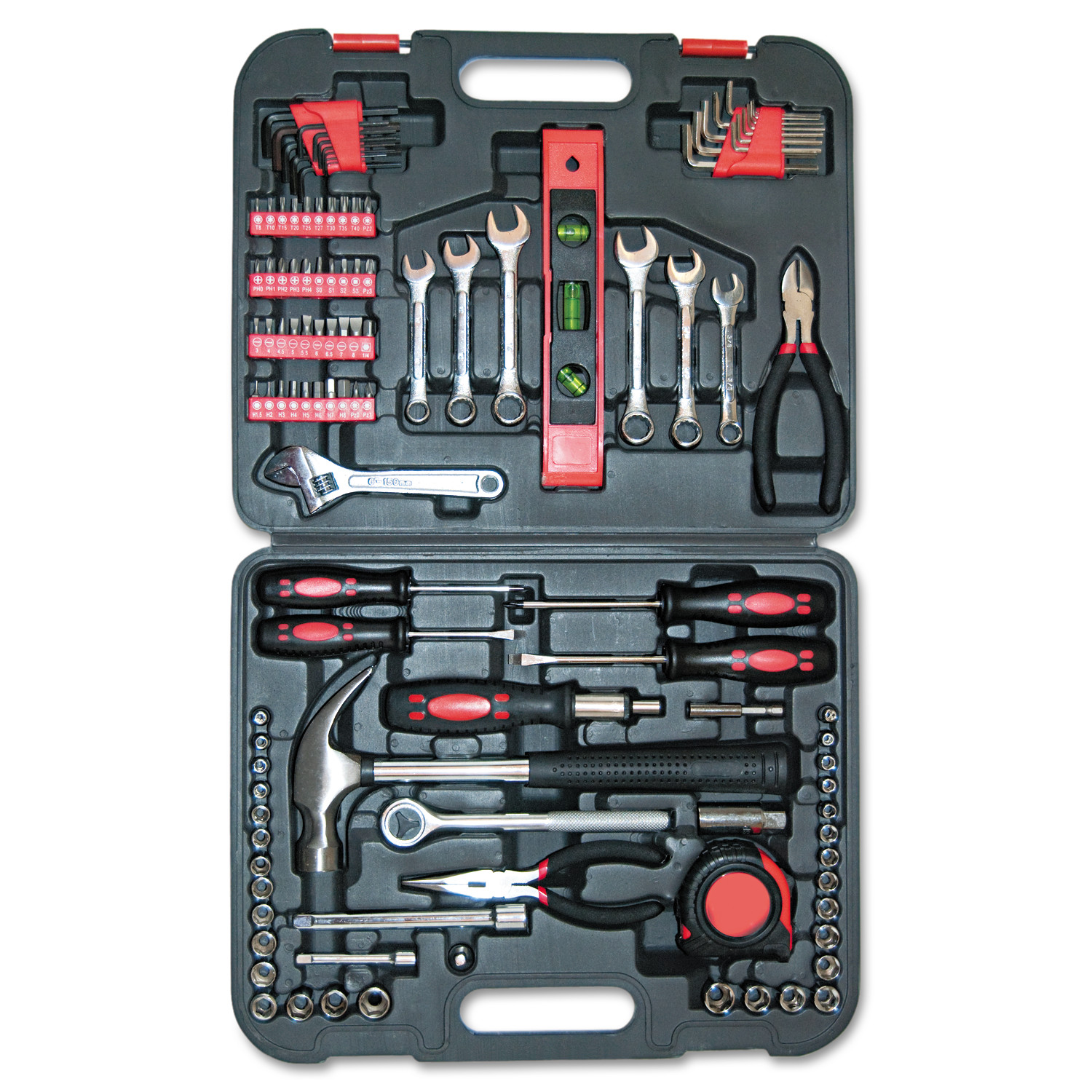Great Neck 119-Piece Tool Set by GREAT NECK SAW MFG.