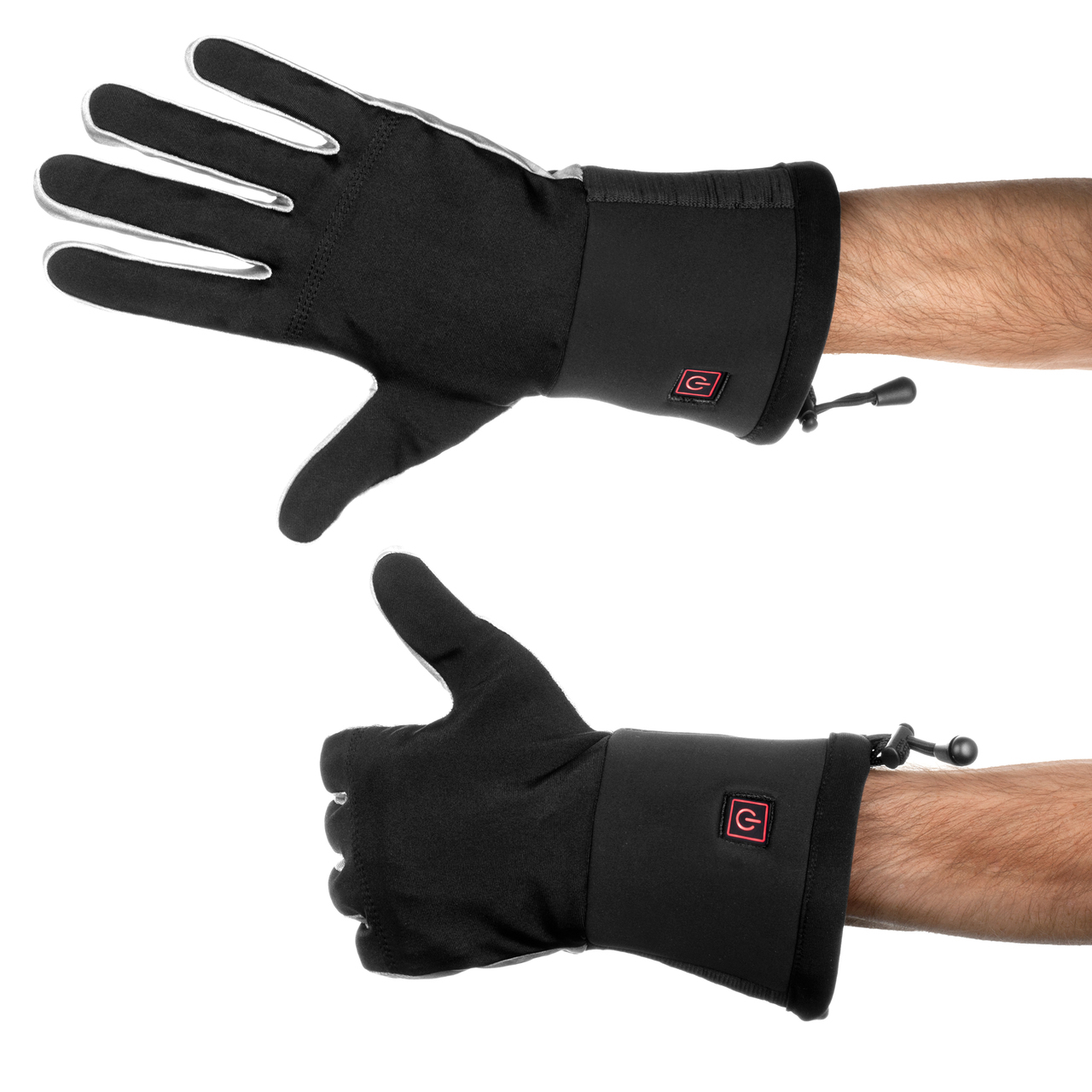 THERMO HEATED GLOVES LARGE