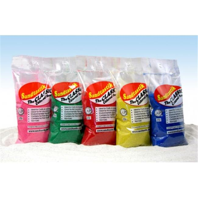Sandtastik RET80 Classic Sand 10-Color Large Party Assortment