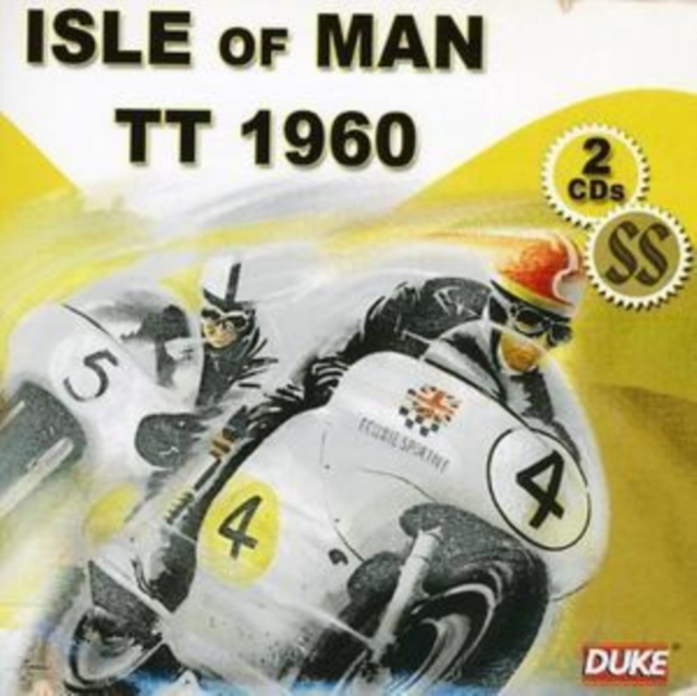 ISLE OF MAN TT 1960