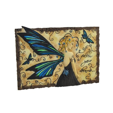 Follow Your Dreams Wall Plaque, By Jessica Galbreth