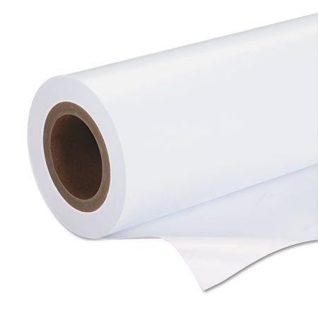 "Epson Premium Luster Photo Paper Roll, 3"" Core, 44"" x 100 ft, Premium Luster White -EPSS042083"