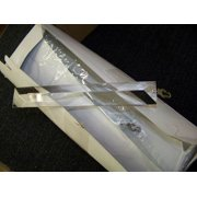 """Sydney 8"""" Hanging Crystal Rectangle with Hanger 18 pcs RC611-9-CL-C New"""