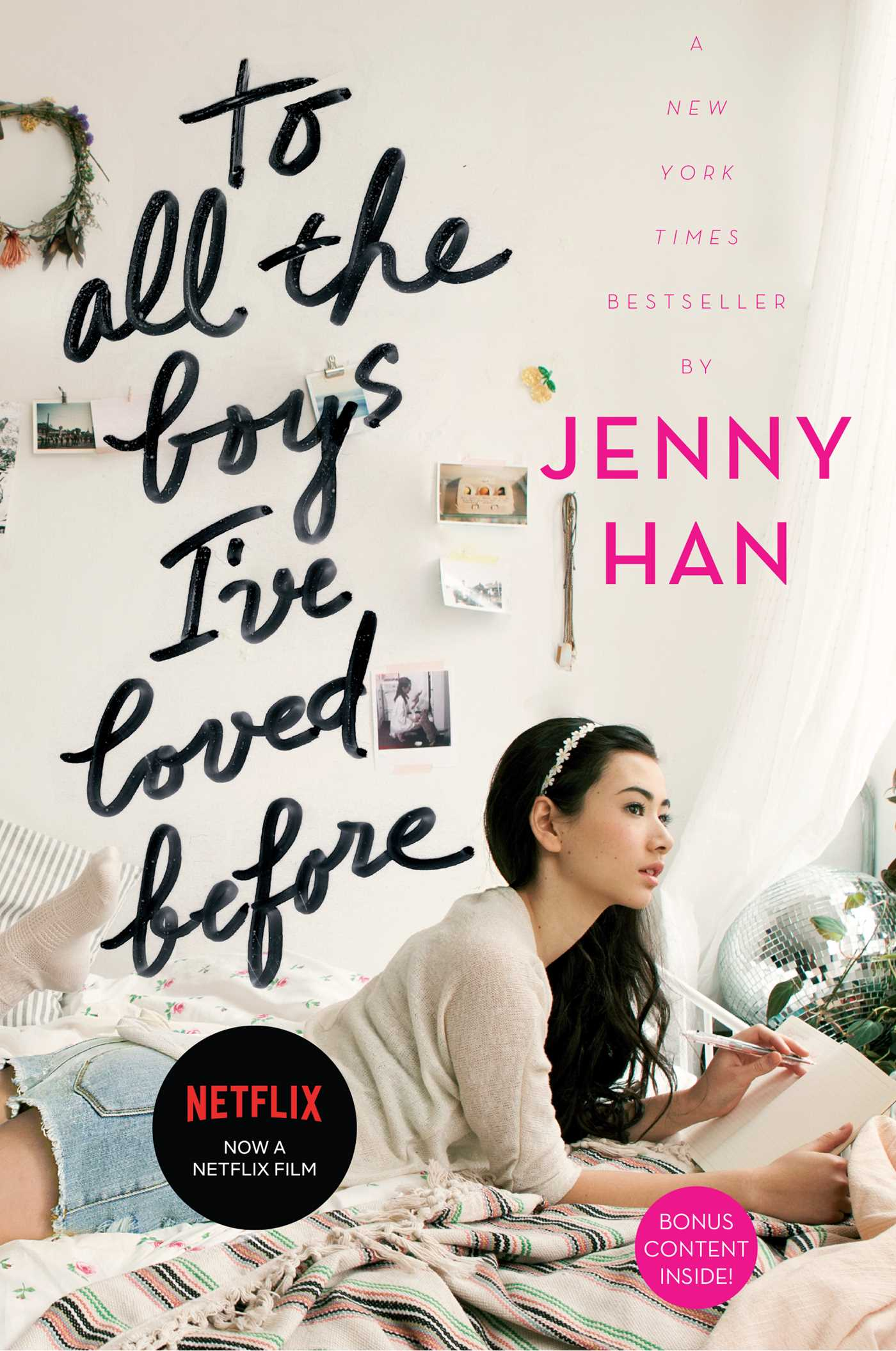 Image result for to all the boys i loved before cover