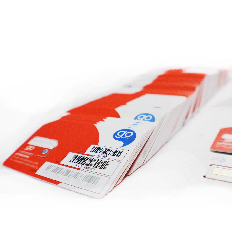 AT&T PREPAID SIM Starter Kit - Walmart.com