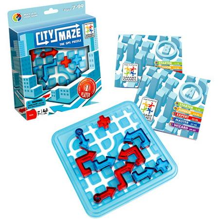 SmartGames City Maze
